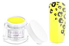 Jolifin Farbgel pastell neon-yellow 5ml