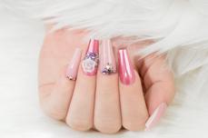 Jolifin Mirror-Chrome Pigment - Rosé
