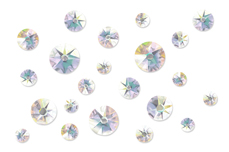 Jolifin LAVENI Strass-Display XL - opal white