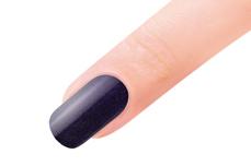 Glossy Versiegelungs-Gel o. Schwitzschicht - purple Glimmer 11ml