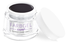 Jolifin Thermo Farbgel dark grey 5ml