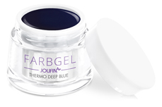 Jolifin Thermo Farbgel deep blue 5ml