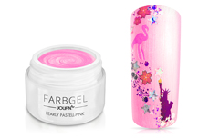Jolifin Farbgel pearly pastell-pink 5ml