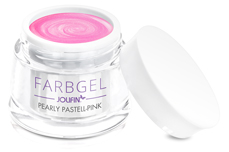 Farbgel pearly pastell-pink 5ml