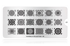 MoYou-London Schablone Mandala Collection 09