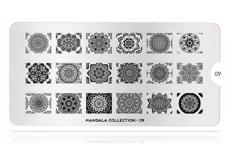 MoYou-London Schablone Mandala Collection 09