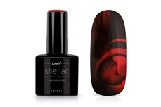 Jolifin LAVENI Shellac Aquarell - red 12ml