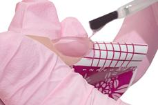 Jolifin LAVENI Shellac - flexible-builder clear-pink 12ml