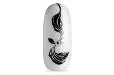Jolifin LAVENI XL Strass-Display - silver chrome