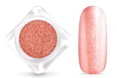 Jolifin Glossy & Matt Glitterpuder - peach