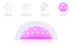 Jolifin LAVENI Dual UVA/LED Lichthärtungsgerät Neo