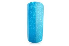 Jolifin Farbgel rainbow Glitter ocean blue 5ml