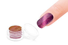 Jolifin Cat-Eye FlipFlop Pigment - pink & gold