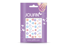 Jolifin Nailart Sticker Nr. 1