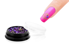 Jolifin LAVENI Luxury Nail-Art Mix - purple