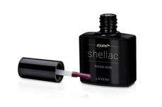 Jolifin LAVENI Shellac - rouge noir 12ml