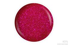 Jolifin LAVENI Shellac - shiny strawberry 12ml