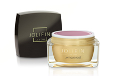 Jolifin LAVENI Farbgel - antique rosé 5ml