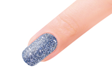 Jolifin LAVENI Farbgel - blue Glitter 5ml