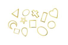 Jolifin Einleger Display XL - gold