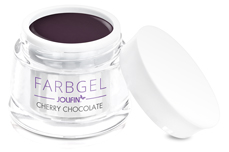 Jolifin Farbgel cherry chocolate 5ml