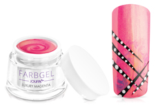Farbgel luxury magenta 5ml