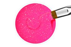 Farbgel neon-pink sparkle 5ml