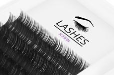 Jolifin Lashes - MixBox - 1:1 C-Curl 0,15