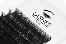 Jolifin Lashes - MixBox - Volumen C-Curl 0,05