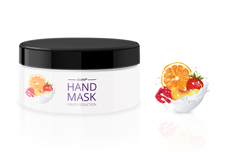 Jolifin Hand Mask - fruity seduction 300ml