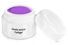 Farbgel lovely purple 5ml