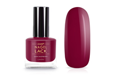 Jolifin LAVENI Nagellack - dark raspberry 9ml