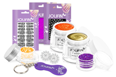Jolifin Nailart-Set Surprise III - Juli