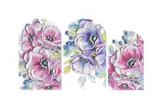 Jolifin LAVENI 3D Tattoo Wrap - Nr. 10