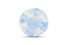 Jolifin Strasssteine 500 Stk - opal blue