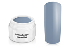 Wetlook Farbgel powder blue 5ml