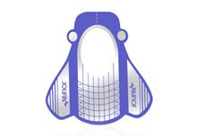 Jolifin Schablonen 500er Rolle - silver
