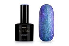 Jolifin LAVENI Shellac - FlipFlop-Effect purple-blue 12ml