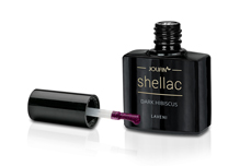 Jolifin LAVENI Shellac - dark hibiscus 12ml