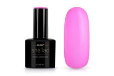 Jolifin LAVENI Shellac - pastell-neon pink 12ml