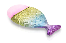 Jolifin Staubpinsel - big mermaid multicolor