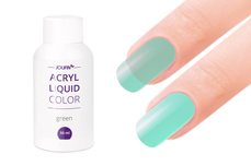 Jolifin Color Acryl-Liquid - green/mint 50ml