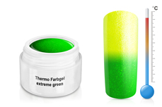 Thermo Farbgel extreme green 5ml
