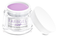 Jolifin Spider-Line Gel - pastell-lavender 5ml