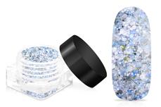 Jolifin LAVENI Crystal Glitter - sky blue