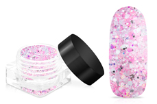 Jolifin LAVENI Crystal Glitter - fancy pink