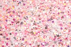 Jolifin LAVENI Crystal Glitter - peach