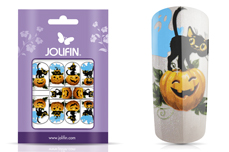 Jolifin Tattoo Wrap Halloween Nr. 1