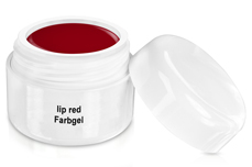 Farbgel lip red 5ml