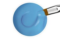 Farbgel sky blue 5ml
